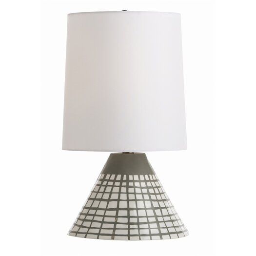 "ARTERIORS Home Ernie 20"" H Table Lamp with Drum Shade"