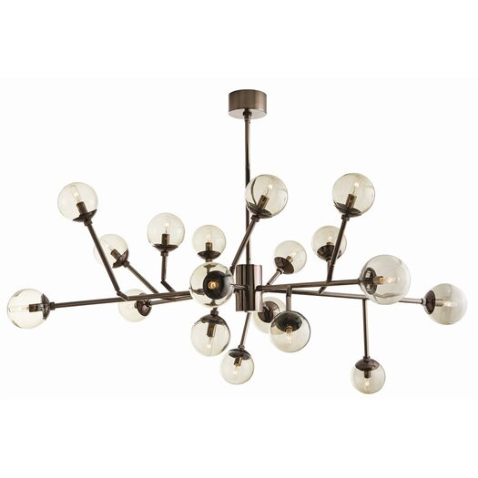 ARTERIORS Home Dallas 18 Light Mini Chandelier