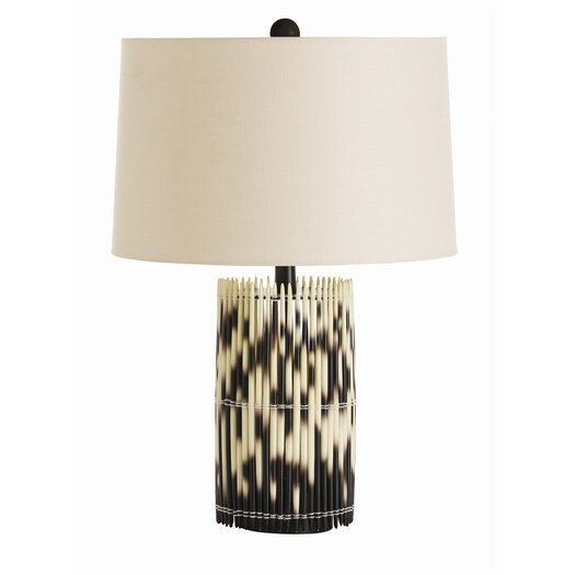 """ARTERIORS Home Esparto 24"""" H Table Lamp with Drum Shade"""