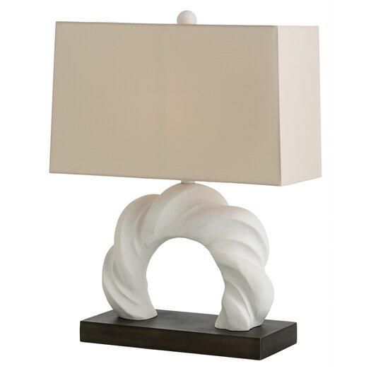 "ARTERIORS Home Mar 24.5"" H Table Lamp with Rectangular Shade"