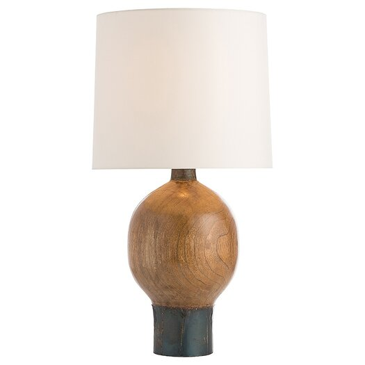 """ARTERIORS Home Hendrix 28"""" H Table Lamp with Drum Shade"""
