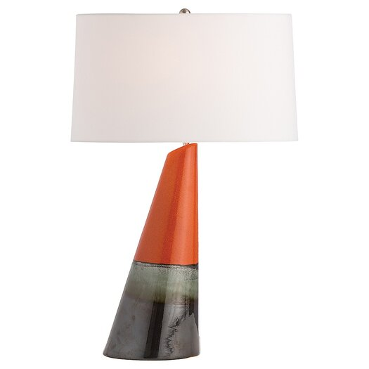 """ARTERIORS Home Hayward 28"""" H Table Lamp with Drum Shade"""