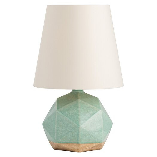 "ARTERIORS Home Gideon 21"" H Table Lamp with Empire Shade"