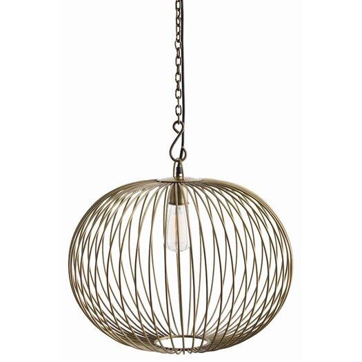 ARTERIORS Home Grayer 1 Light Globe Pendant
