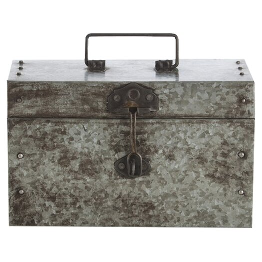 ARTERIORS Home Ronan Iron Hinged Box