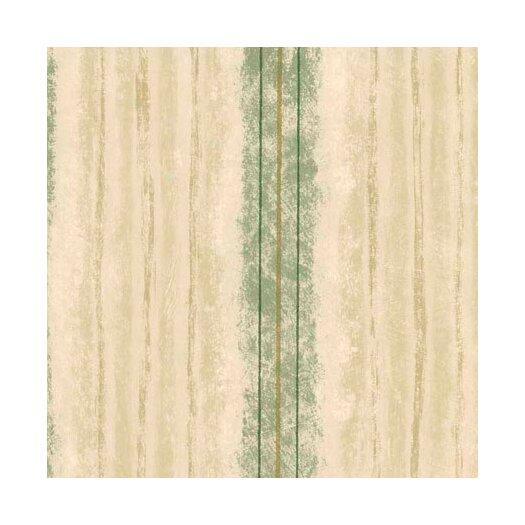 4 Walls Lodge Décor Stripe Wallpaper