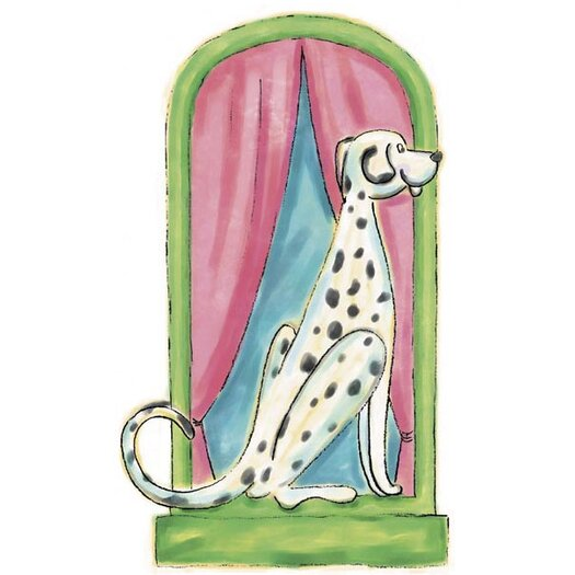 4 Walls Dalmation Panel Wall Decal