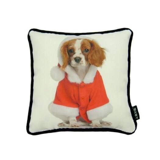 lava Lava Holiday Cavalier Pillow