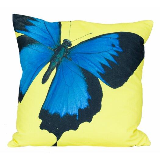 lava Social Butterfly Pillow