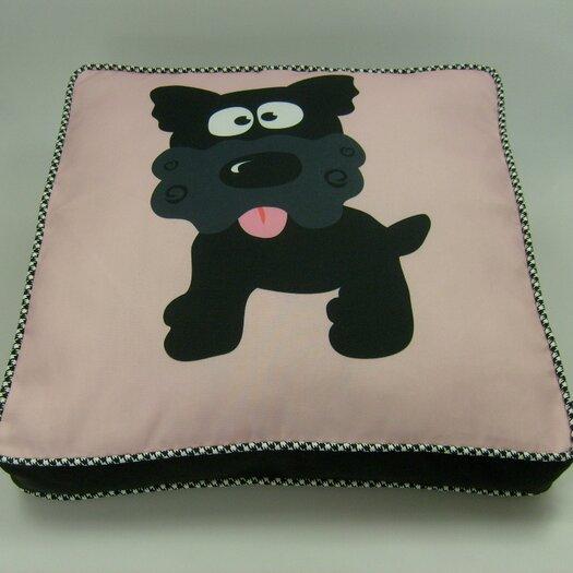 lava Puppy Floor Cushion