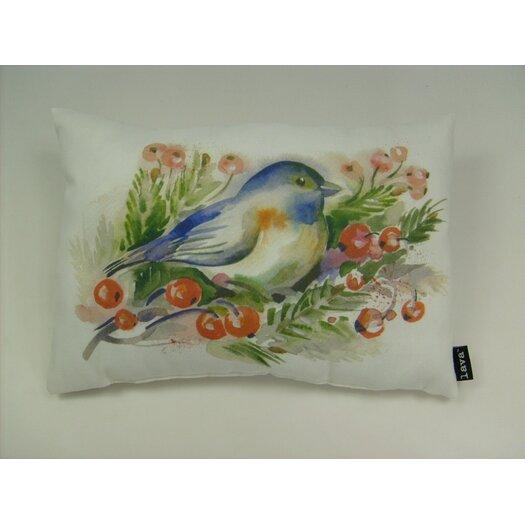 lava Lava Bird Berries Pillow