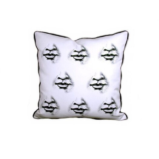 lava Breathe Feather Filled Pillow