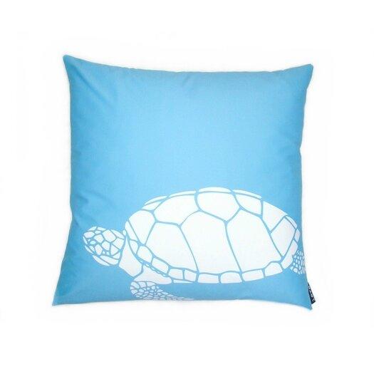 lava Tartartuga Feather Filled Pillow