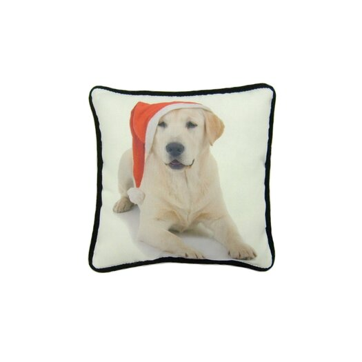 lava Lava Holiday Lab Pillow