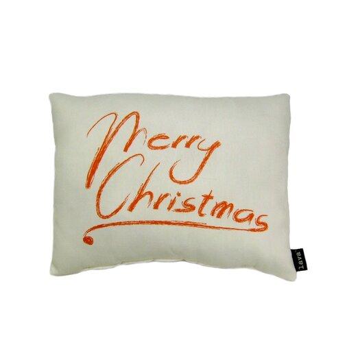 lava Lava Merry Christmas Pillow