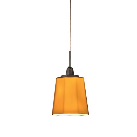 AFX Estate 1 Light Mini Pendant