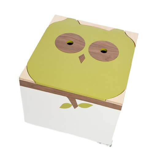 Noah Owl Toy Box