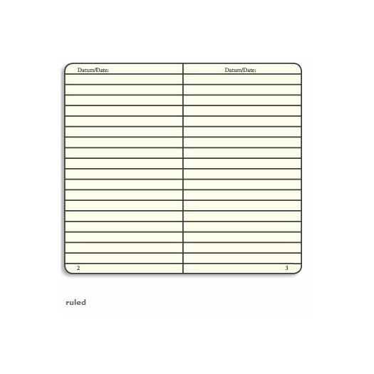 Leuchtturm1917 Medium Soft Cover Notebook