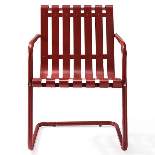 Crosley Gracie Retro Spring Arm Chair