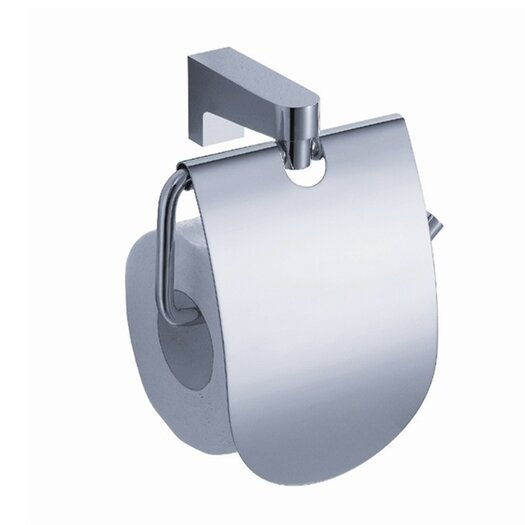 Fresca Generoso Wall Mounted Toilet Paper Holder