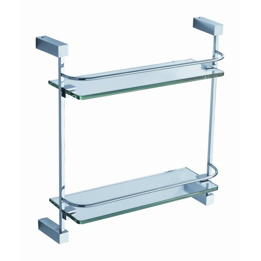 "Fresca Ottimo 15.75"" x 15"" Bathroom Shelf"