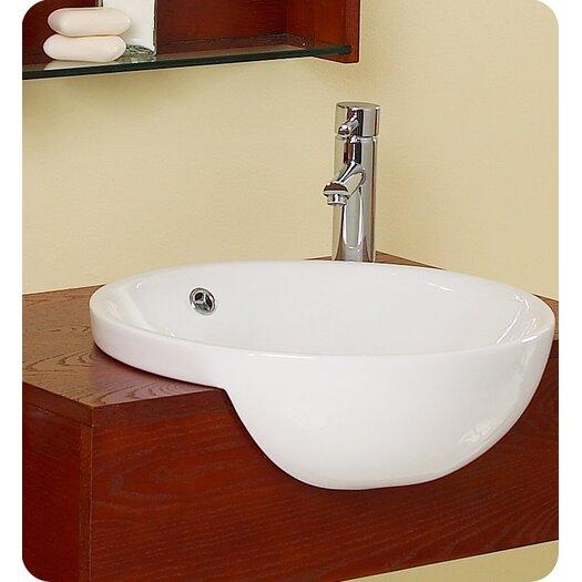 "Fresca Nero 26"" Single StileModern Bathroom Vanity Set with Mirror"