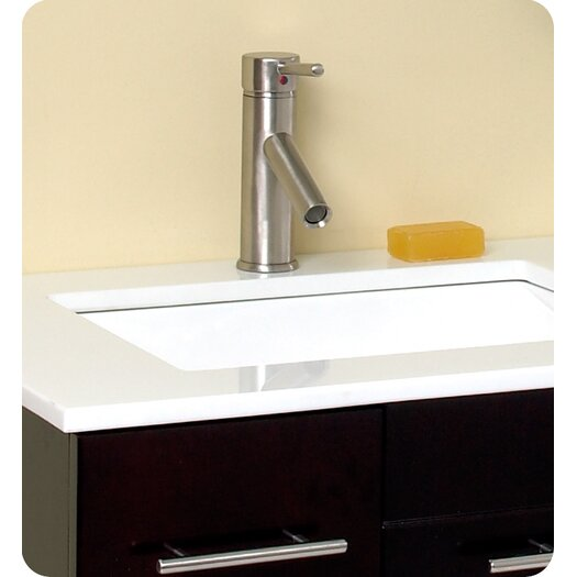 "Fresca Stella Bellezza 59"" Modern Bathroom Vanity Set with Double Sink"