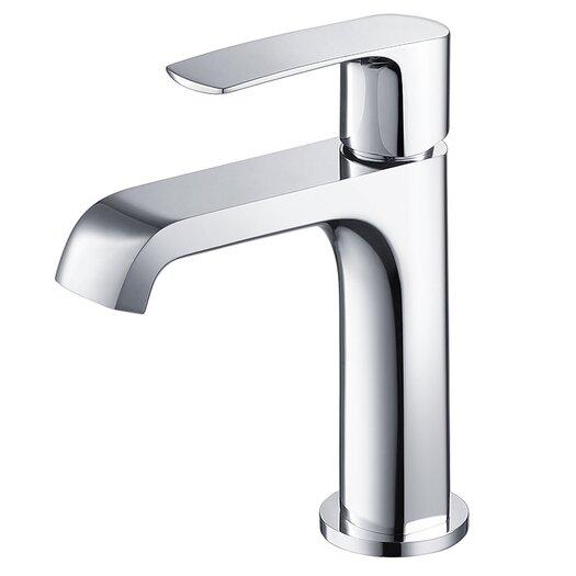 Fresca Tusciano Single Handle Deck Mount Vanity Faucet