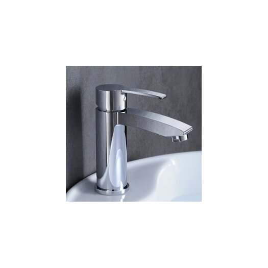 Fresca Livenza Single Handle Deck Mount Vanity Faucet