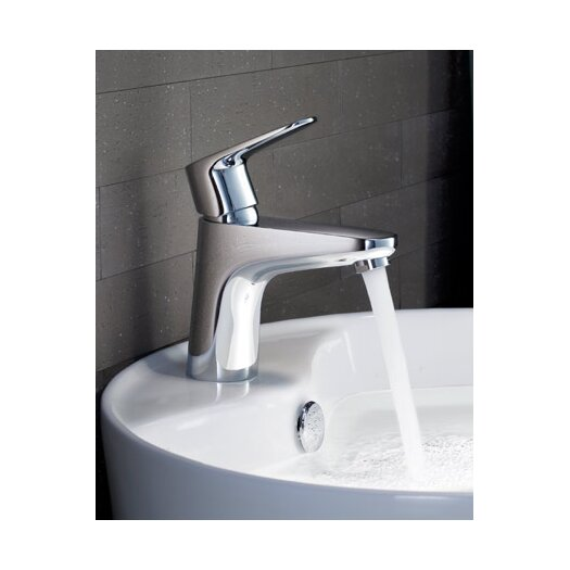 Fresca Diveria Single Handle Deck Mount Vanity Faucet