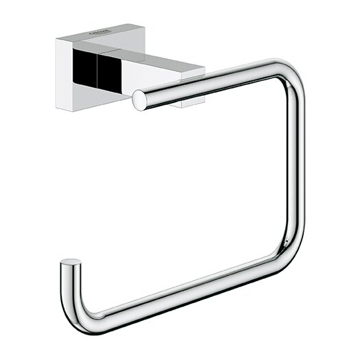 Grohe Eurocube Essentials Wall Mounted Cube Toilet Paper Holder