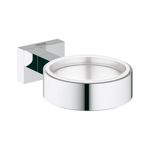 Grohe Eurocube  Essentials Cube Soap Holder