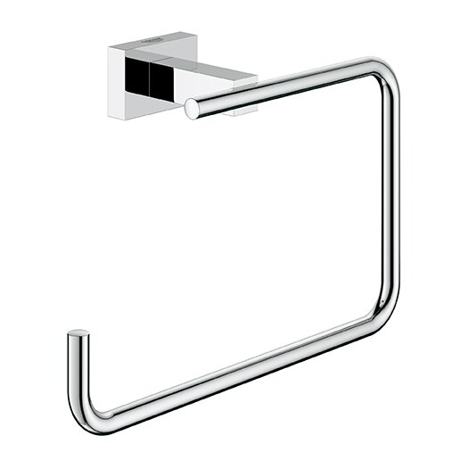 Grohe Essentials Cube Wall Mounted Towel Ring