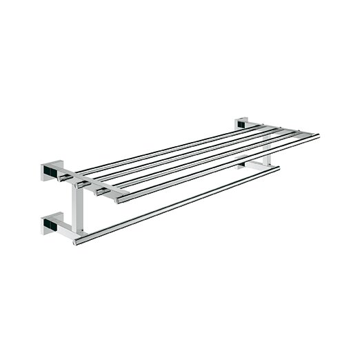 Grohe Essentials Cube Wall Mounted Multi-Towel Rack