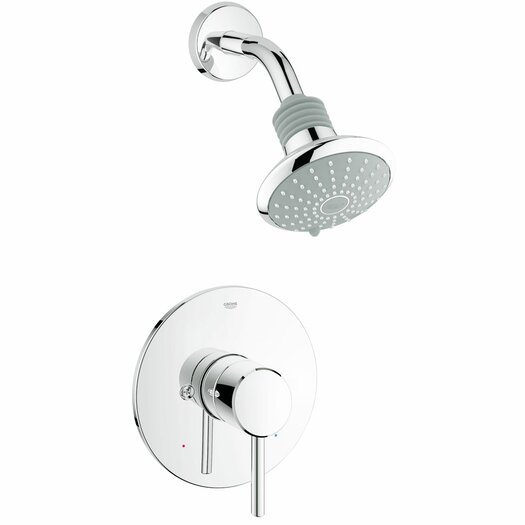 Grohe Concetto Pressure Balance Shower Combination