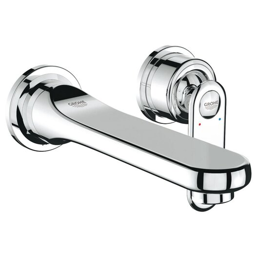 Grohe Veris Wall Mounted Bathroom Faucet