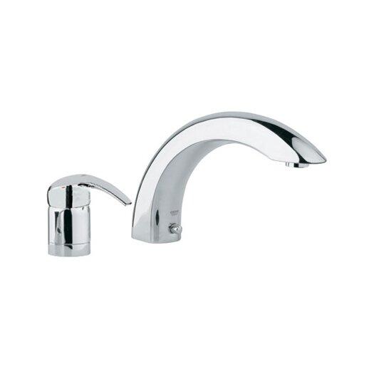 Grohe Eurosmart Single Handle Deck Mount Roman Tub Faucet Trim