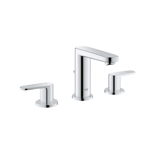 Grohe Europlus Widespread Bathroom Faucet with Double Lever Handles