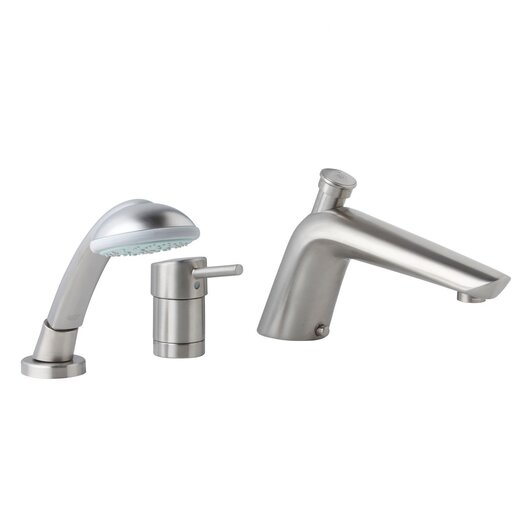Grohe Essence Single Handle Wall Mount Roman Tub Faucet Trim