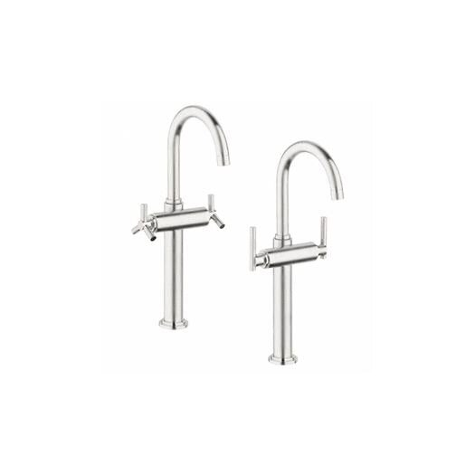 Grohe Atrio Single Hole Bathroom Faucet with Double Handles