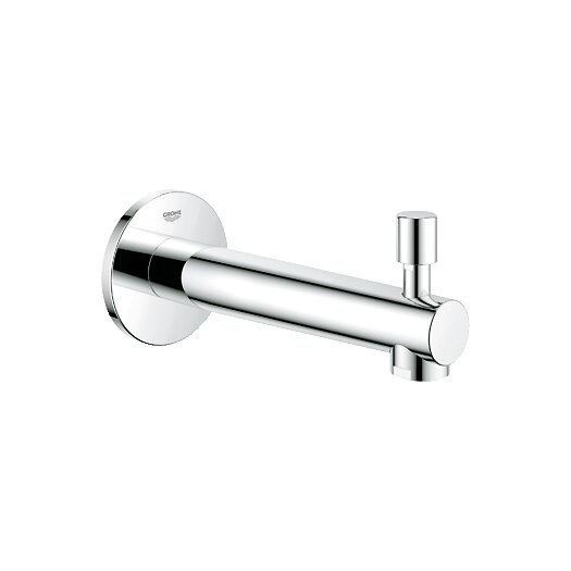 Grohe Concetto Diverter Wall Mount Tub Spout