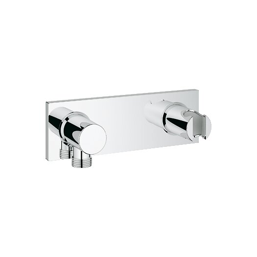 Grohe Grohtherm Wall Shower Union with Integrated Shower Holder