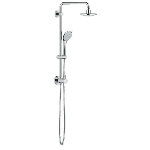 Grohe Euphoria Diverter Shower System
