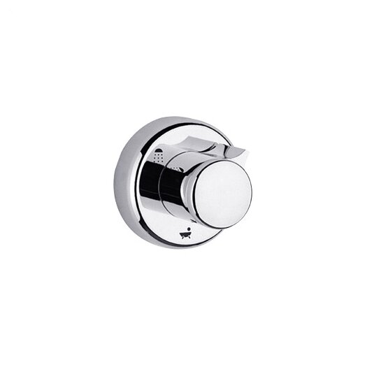 Grohe Five Port Diverter Faucet Shower Faucet Trim Only with Grip Handle