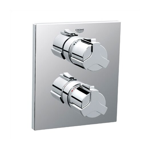 Grohe Allure Integrated Thermostatic Faucet Shower Faucet Trim Only
