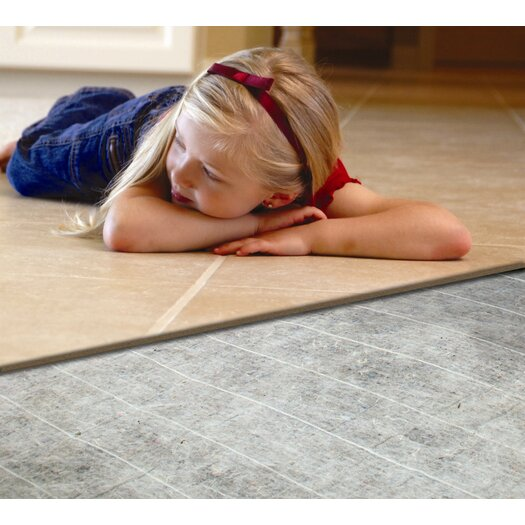 MP Global Products Quiet Warmth Radiant Underlayment (15 sq. ft Roll)