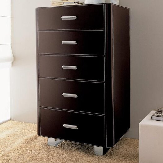 YumanMod Crono 5 Drawer Tall Chest