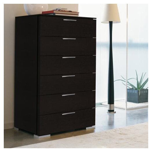 YumanMod Enter 6 Drawer Tall Chest