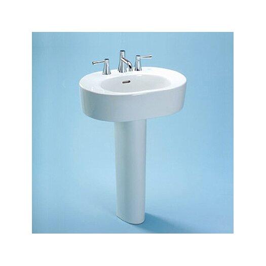 Toto Nexus Pedestal Bathroom Sink Set