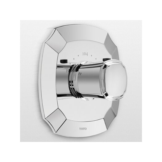 Toto Duofit Thermostatic Shower and Tub Valve